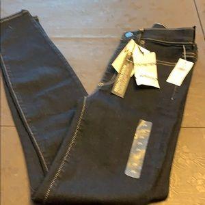Gap 1968 Jeans, Skinny High Rise 24 Reg, NWT